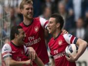 Arsenal: Phao can tang cuong thu