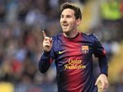 Dinh chan thuong, Messi van bi goi len tuyen