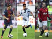 """Messi - Neymar - Rooney: """"Bo ba nguyen tu"""" trong mo cua Barca"""