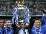 Chelsea dang rat nho Mourinho