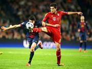 Champions League: Sự thay đổi ở tiền vệ trụ và tiền đạo lùi