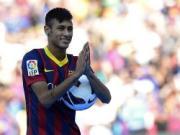 Chua da cung nhau tran nao Neymar da bi Pique chem khong thuong tiec