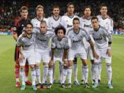 He lo dream team Real Madrid trong mua giai moi
