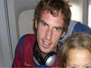 Murray khong thích M.U, chỉ me Barca