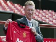 David Moyes muốn nhiều lần lên đỉnh cùng Man Utd
