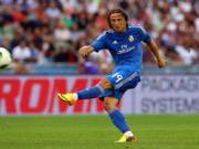 Modric: Pirlo mới của Ancelotti