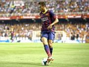 Barcelona: Xin dung quen Neymar!
