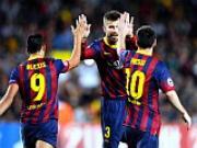 Barcelona dai thang Ajax: Chien thang trong noi dau cua Martino