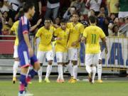 Dư âm Nhật Bản 0-4 Brazil: Khi Neymar không còn đơn độc