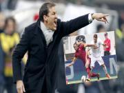 Roma khung hoang chan thuong: Cho tai xoay xo cua Rudi Garcia