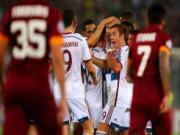 Roma thua tan nat, Rudi Garcia thua nhan sai lam chien thuat