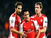 Arsenal - Anderlecht (2h45 5/11): Sanchez sẽ lại thăng hoa