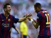 "Huyen thoai Brazil tuyen bo: ""Neymar se vuot mat Messi"""