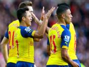 Trước vòng 12 Premier League: Tâm điểm đại chiến Arsenal vs Man Utd