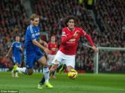 Fellaini, Van Gaal và bài học về bóng đá Anh