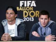 Quả bóng vàng FIFA 2014: Khi Messi và Ronaldo đổi ngôi