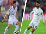 Isco và James sẽ tiễn Bale sang Old Trafford?
