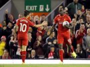 HLV Rodgers ra sức biện minh cho phong độ trồi sụt của Liverpool