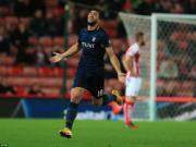 Highlights: Stoke 2-3 Southampton (Vòng 4 cúp Liên đoàn Anh)