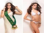 Neymar ve vãn Hoa hậu Brazil 2014