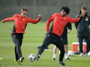 Fellaini và Januzaj: Những người Bỉ ở Old Trafford
