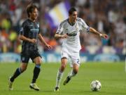Derby Manchester và màn đối đầu Angel Di Maria - David Silva