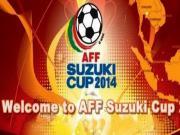 Lịch thi đấu chi tiết của AFF Cup 2014