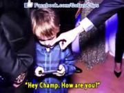CR7 tẽn tò khi bị con trai Modric làm ngơ