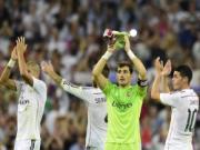 Casillas tuyên bố Real sẽ soán ngôi Barca trước kỳ nghỉ đông