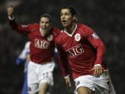 Những kỷ niệm khó phai của số 7 vĩ đại Ronaldo tại Old Trafford