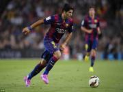 Suarez bị loại khỏi danh sách đề cử QBV FIFA 2014: Gục ngã hay thêm động lực?