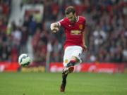 Truoc dai chien Arsenal vs M.U: Co hoi cuoi cung cho Mata?