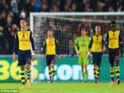 """""""Arsenal có nhiều thứ phải lo hơn là đua với Chelsea"""""""