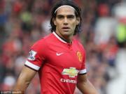 Man Utd bất ngờ hoãn việc mua đứt Falcao