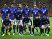 TRUC TIEP: Malaysia 1-1 Thai Lan (Hiep 1)