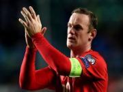 Năm bàn thắng đáng nhớ nhất của Rooney trong màu áo tuyển Anh