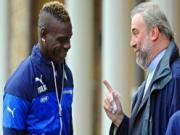 Nhung man an mung mang thuong hieu Mario Balotelli