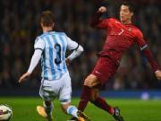 Quat nga Argentina, Ronaldo va cac dong doi van bi chi trich nang ne