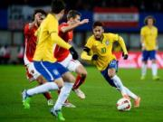 Brazil truoc Copa America 2015: Co hoi va thach thuc