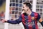 Xavi: Messi là một con quái vật