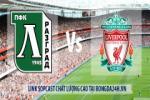 Link sopcast Ludogorets vs Liverpool (02h45 - 27/11/2014)