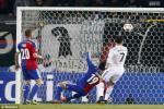 Video bàn thắng: Basel 0-1 Real Madrid (Vòng bảng Champions League)