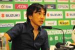 HLV Miura phấn khích trước các bàn thắng của học trò