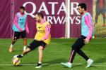 """Iniesta co the ra san trong tran """"dai chien"""" voi Valencia"""