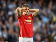 """Luke Shaw: """"Đánh bại Arsenal sẽ cho M.U thêm động lực"""""""