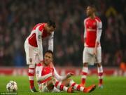 Từ Newcastle đến Anderlecht: Bao giờ mới thôi yếu bóng vía, Arsenal?