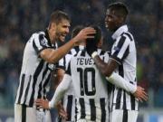 Juventus: Cuộc chinh phục bắt đầu