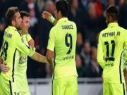 Luis Suarez không còn là kép chính: Phí 75 triệu bảng rồi, Barcelona
