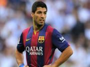 Vấn đề của Barcelona: Luis Suarez vẫn đang tịt ngòi