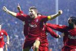 Bàn thắng ngoạn mục của Gerrard (Liverpool vs Basel)